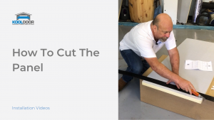 How To Cut The Panel